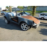 1975 Porsche 911 Targa flared fenders for parts