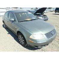 2002 Volkswagen Passat V6 2.8 5 speed for parts