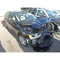 2012 Volkswagen Jetta damaged front 2.0 TDI automatic for parts