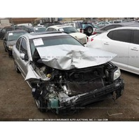 2005 Volvo S60 damaged in front 2.5 automatic silver for parts