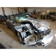 2006 Porsche 911 3.6 6 speed Convertible damaged right front for parts
