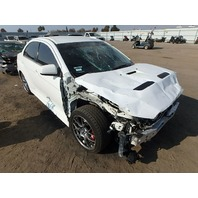 2011 Mitsubishi Lancer Evolution MR damaged front and rear for parts