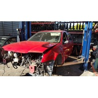 1999 Volkwagen Jetta sedan red 2.0 5 speed for parts