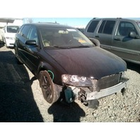 2006 Audi A3 non quattro 2.0 automatic black damaged front for parts
