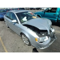 2005 Audi A4 Ultrasport 1.8t automatic silver damaged front for parts