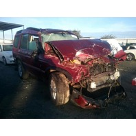 2004 Land Rover Discovery 4.6 automatic roll over damage for parts