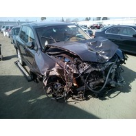 2009 Porsche Cayenne GTS brown automatic damaged front for parts