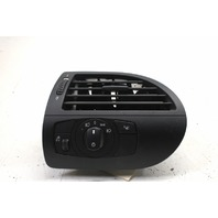 2006 BMW M6 Coupe E63 E64 Left Air Vent With Headlight Switch 64227009271