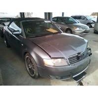 2005 Audi A4 1.8t cabriolet FWD damaged front for parts