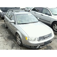 2003 Audi A4 Avant wagon 1.8t automatic quattro damaged left front for parts