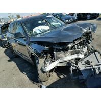 2011 Audi Q5 grey 2.0t damaged front for parts