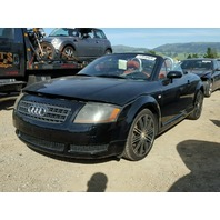 2003 Audi TT convertible 1.8t automatic damaged undercarriage for parts