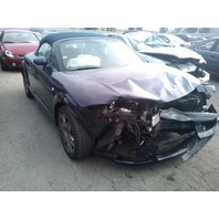 2003 Audi TT convertible blue 1.8t automatic damaged front for parts