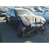 2003 Volkswagen Jetta 1.9 tdi 5 speed blue damaged front for parts