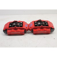 2008 2009 2010 Porsche Cayenne GTS rear brake caliper pair brembo