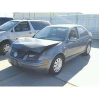 2003 Volkswagen Jetta grey 1.9 tdi interior fire damage for parts