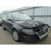 2008 Volkswagen Passat wagon 2.0 interior fire damage for parts