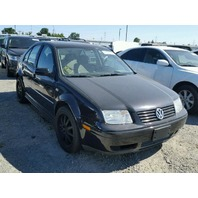 2005 Volkswagen Jetta Gli 1.8t automatic mechanical damage for parts