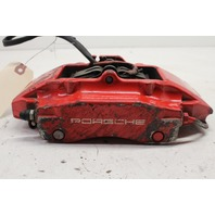 2002 Porsche 911 996 Carrera 4S Right Rear Brake Caliper Brembo Red 996352422