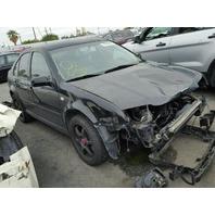 2004 Volkswagen Jetta GLI BDF VR6 damaged front rear for parts