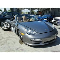 2009 Porsche Boxster grey 2.9 damaged right rear for parts