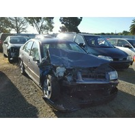 2004 Volkswagen Jetta grey 1.8t damaged front for parts