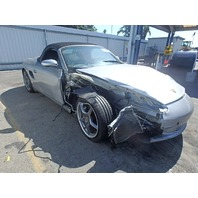 2004 Porsche Boxster S Special Edition damaged right front for parts