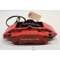 2000 Porsche Boxster 986 S 3.2 Left Rear Brake Caliper Brembo Red 996352421