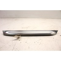 2003 Audi Allroad 2.7 Wagon Left Rear Door Moulding Blade 4Z7853969A