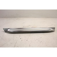 2003 Audi Allroad 2.7 Wagon Right Rear Lower Door Moulding Blade 4Z7853970A