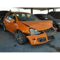 2007 Volkswagen Gti Fahrenheit damaged front for parts