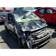 2015 Fiat 500 Abarth roll over damage for parts