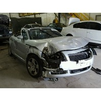 2002 Audi TT Roadster damaged front and rear for parts