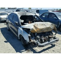 2014 Volkswagen Jetta 2.0 automatic engine burn for parts