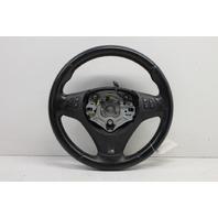 2008 2009 BMW M3 Sedan 3 Spoke Leather Steering Wheel