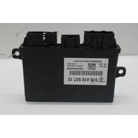 2014 Porsche Boxster S 3.4 Seat Memory Control Module 97061853712