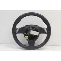 2014 Porsche Boxster S 981 3.4 Steering Wheel Black Leather 99134780343A34