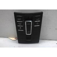 2014 Porsche Boxster S 3.4 Center Console Trim Switch Bank 99161326104