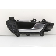 Front Right Passenger Interior Door Handle 2010 Audi A4 Quattro Sedan Base 2.0t Gas 8K0837020