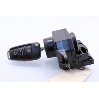 Ignition Switch with Key 2007 Audi A6 Non Quattro Sedan Sport 3.2