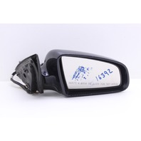 Right Passenger Door Mirror Black w/Memory 2007 Audi A6 Non Quattro Sedan Sport 3.2 Gas 4F1858532P