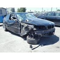 2003 Bmw M3 black damaged all over for parts