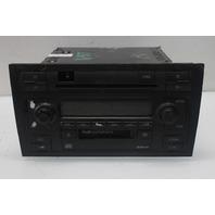 2003 Audi A4 Quattro Sedan Base 1.8 Symphony AM FM CD Cassette Radio 8E0035195F