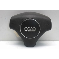 2003 Audi A4 Quattro Sedan Base 1.8t Gas Left Driver 3 Spoke Air Bag 8E0880201T