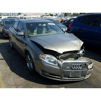 2005 Audi A4 2.0 automatic damaged front for parts