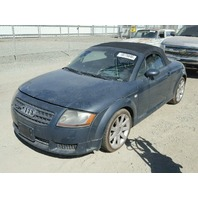 2005 Audi TT 3.2 automatic damaged left rear for parts