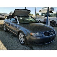 2006 Audi A4 Cabriolet 1.8t for parts