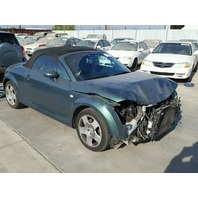 2001 Audi TT cabriolet 1.8t damaged front for parts