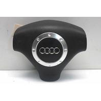 2001 Audi TT Quattro Convertible Base 1.8 Driver Steering Wheel Air Bag 8N0880201D