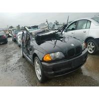 1999 Bmw 323I 4 door sedan sport roll over damage for parts